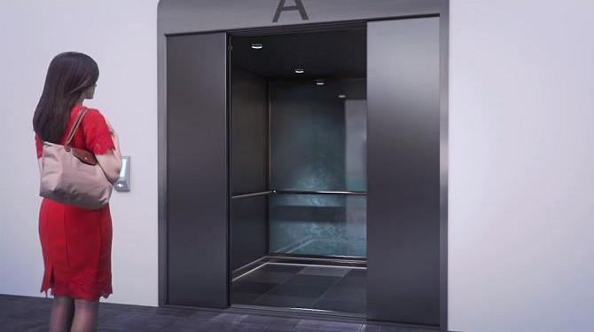 Ứng dụng cho phép mở cửa và gọi thang máy bằng điện thoại