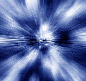 Vận tốc, không gian và thời gian