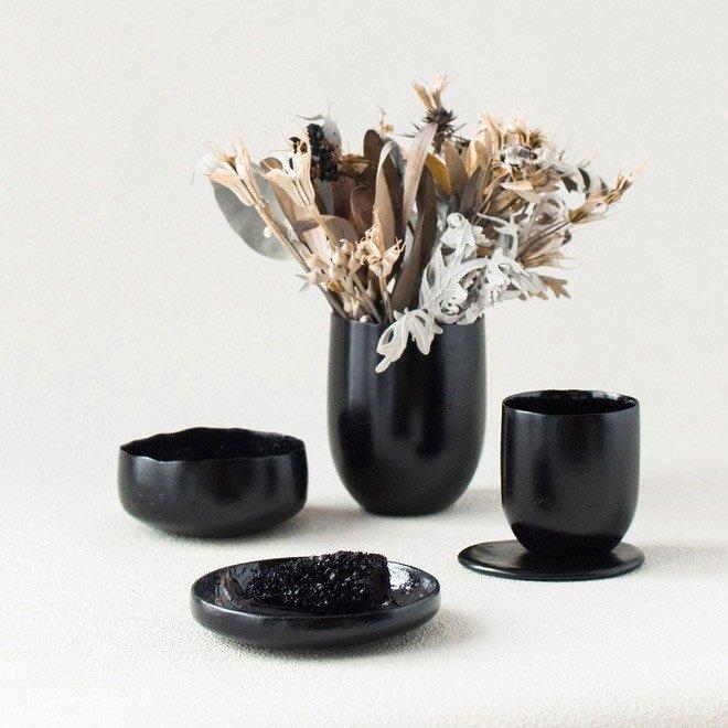 Vật dụng gia đình làm từ rác thải thực phẩm của các nhà thiết kế Nhật Bản