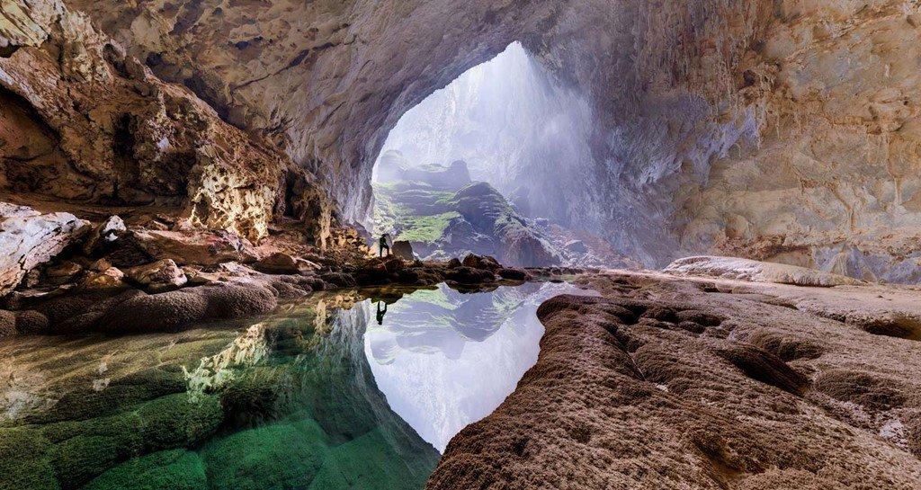 Vẻ đẹp choáng ngợp của những hang động khắp thế giới