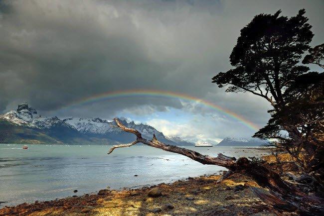 Vẻ đẹp khó cưỡng ở nơi tận cùng của Trái đất