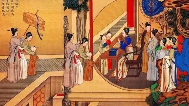 Vén màn bí ẩn chuyện sinh nở trong cấm cung xưa