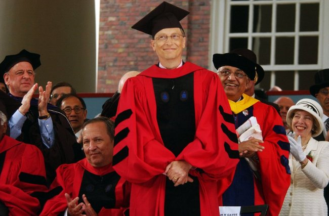 Vì sao Bill Gates được gọi là một nhà thiên tài lập dị?