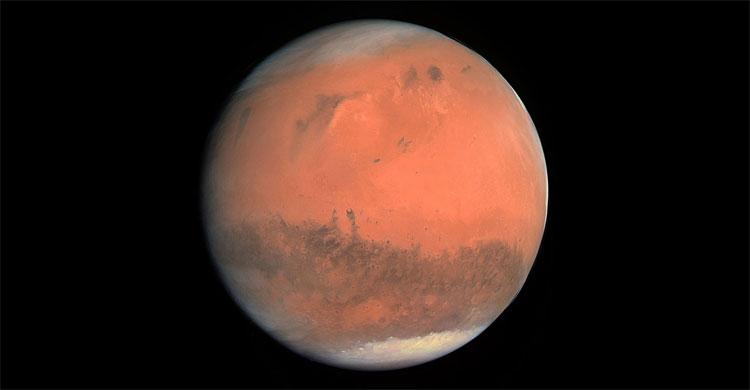 Vì sao cấu tạo sao Hỏa không giống các hành tinh còn lại?