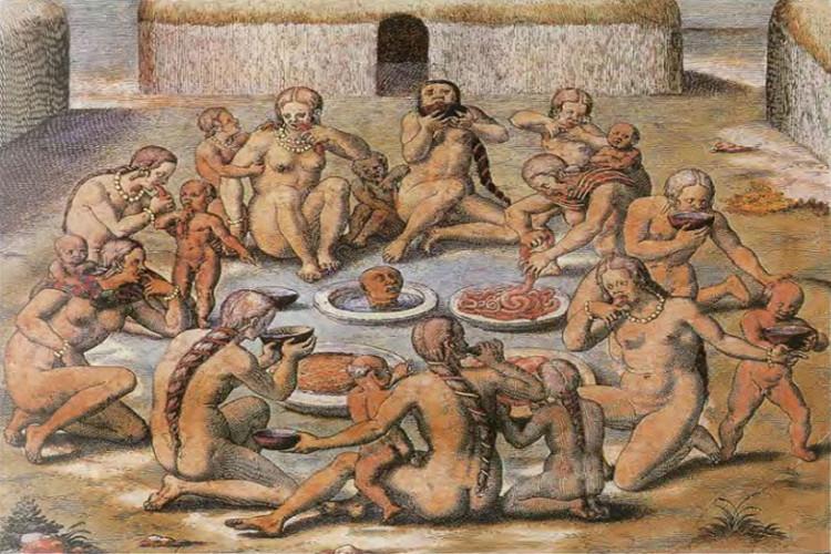Vì sao người ăn thịt người?