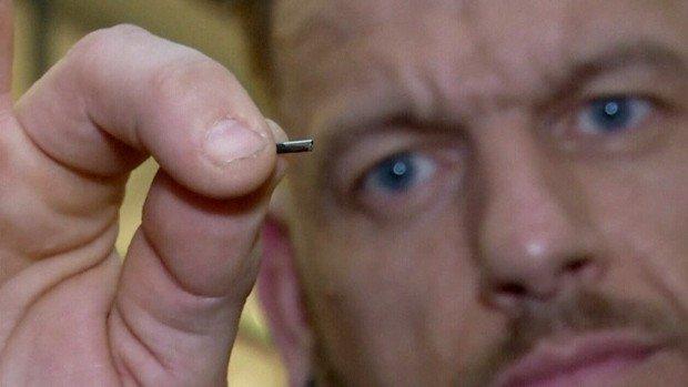 Vì sao ở Thụy Điển, ai cũng cấy con chip này vào tay?