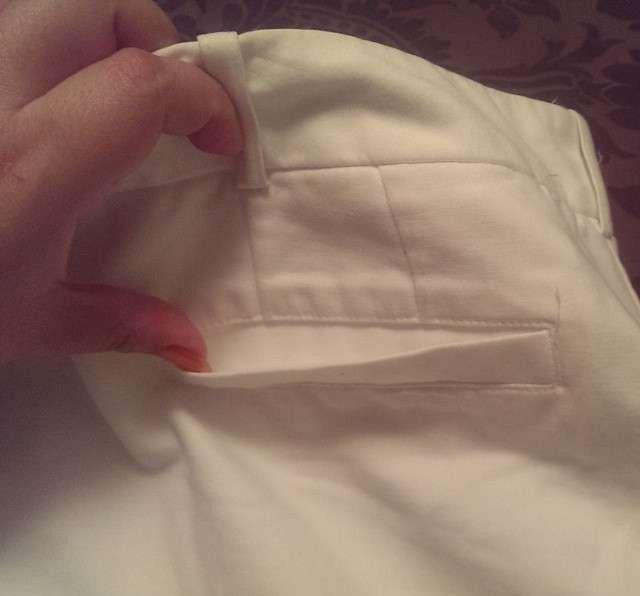 Vì sao quần áo của các chị em thường có túi giả? Lý do cực đơn giản nhé!
