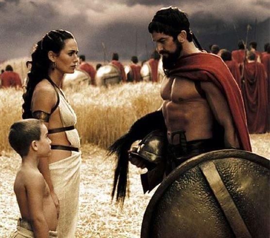 Vị vua huyền thoại dùng 300 người đánh triệu quân Ba Tư