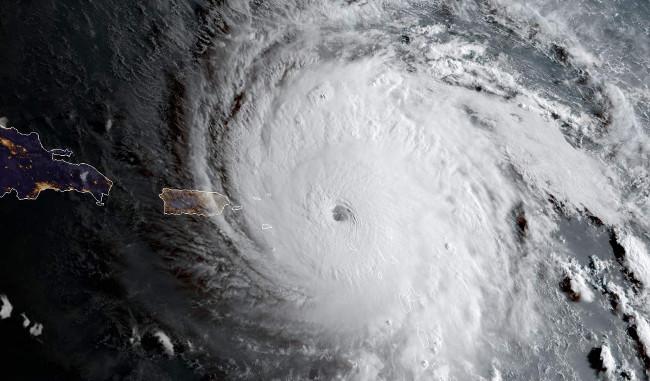 Video: 30 giây nhìn lại hành trình 10 ngày của siêu bão Irma
