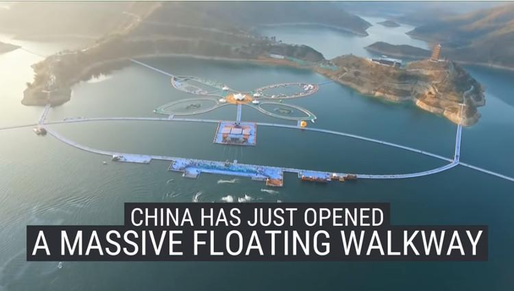 Video: Con đường nổi dài nhất thế giới ở Trung Quốc