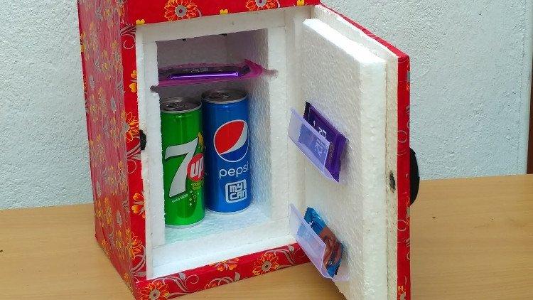 Video: Hướng dẫn làm tủ lạnh mini dùng trong gia đình