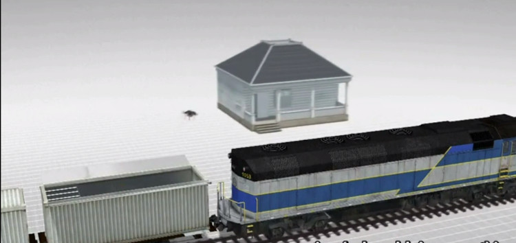 Video: Nhà kho di động chuyển hàng bằng máy bay không người lái