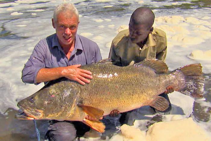 Video: Siêu cần thủ câu được cá rô sông Nile khồng lồ