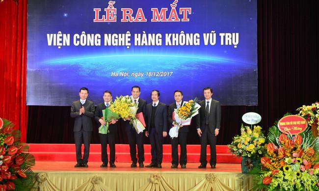 Viện Công nghệ Hàng không Vũ trụ chính thức ra mắt