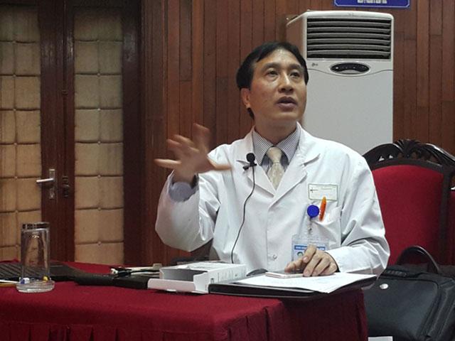Việt Nam sắp ghép được mặt, ruột, tử cung