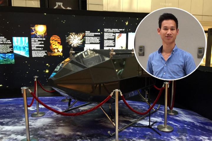 Việt Nam xem xét cấp phép bay cho phi thuyền không gian đầu tiên made in Vietnam