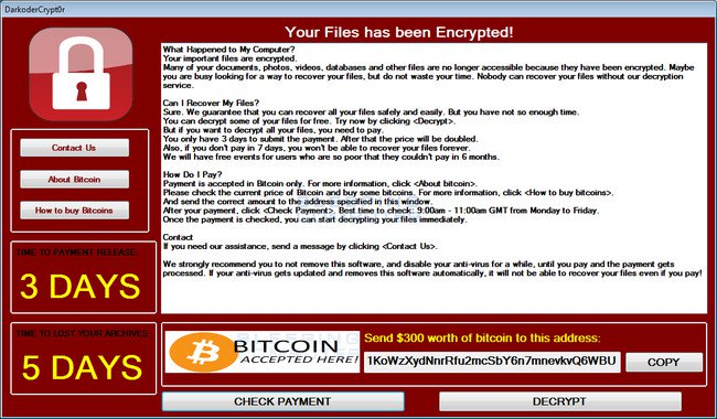 WannaCry chưa được xử lí triệt để, 4 đồng đội khác của nó đã xuất hiện