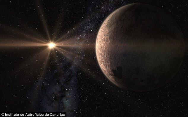 Xác định thêm một siêu Trái đất với tiềm năng cực kỳ lớn xuất hiện sự sống