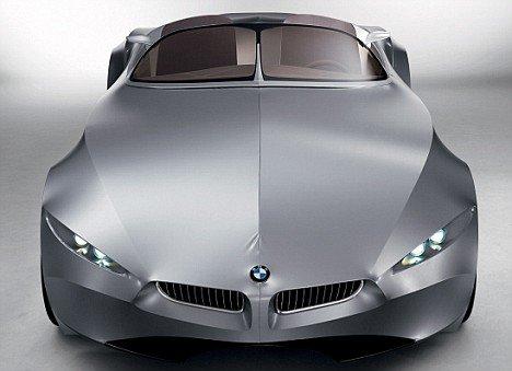 Xe hơi của tương lai? Hãng BMW chế tạo xe hơi làm từ vải