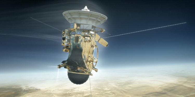 Xem TRỰC TIẾP sự kiện tàu thăm dò Cassini tự hủy trên sao Thổ