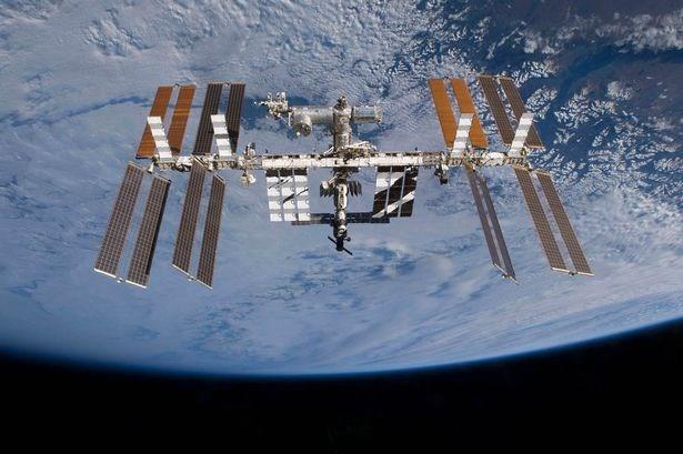 Xôn xao vi sinh vật sống trong bụi sao chổi bám ISS