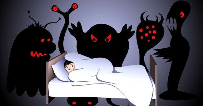 Những con số liên quan đến ác mộng