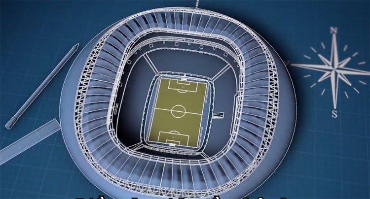 Yêu cầu kỹ thuật đối với sân vận động World Cup