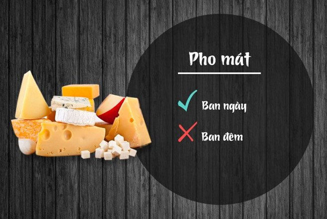 10 loại thực phẩm sẽ gây hại nếu ăn sai giờ