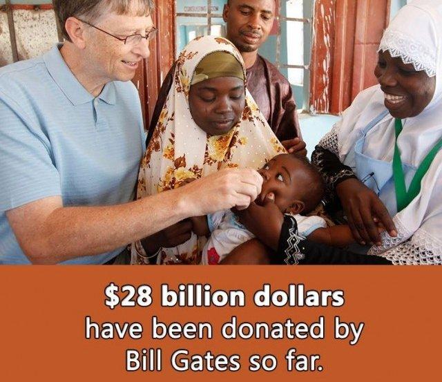 10 sự thật thú vị về Bill Gates