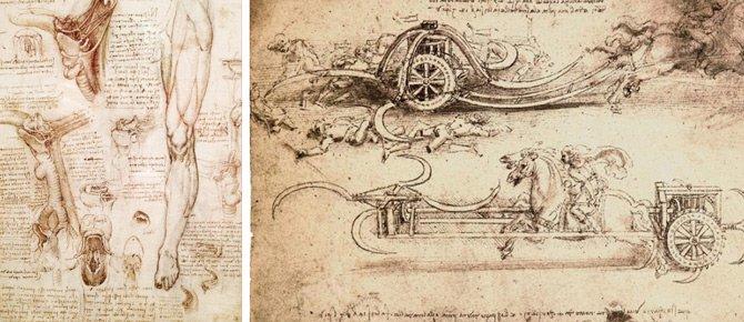 10 sự thật thú vị về Leonardo da Vinci