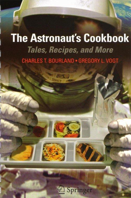 10 sự thật thú vị về thức ăn của các phi hành gia