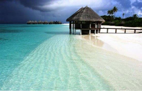 12 vùng biển, vùng hồ có nước trong nhất hành tinh