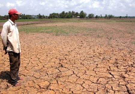 2,75 triệu USD ứng phó với biến đổi khí hậu ở VN