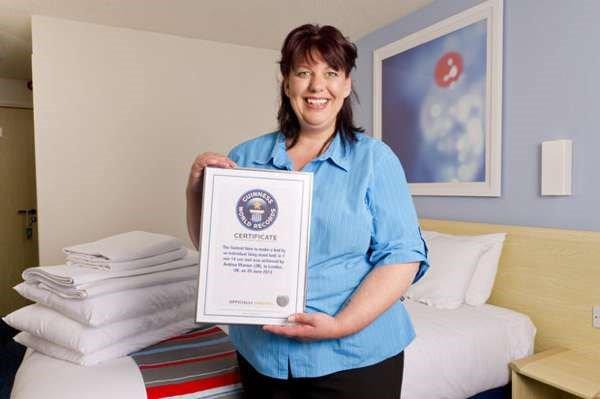 25 kỷ lục Guinness kì lạ nhất hành tinh