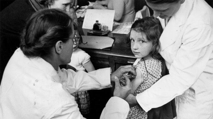 500 năm thành tựu đột phá của y học thế giới