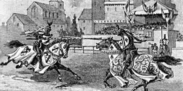 6 trò chơi thời Trung Cổ làm ai cũng tim đập chân run