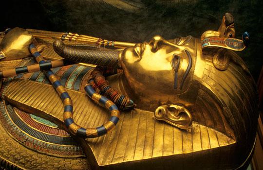 Ai Cập sẽ nhận lại 19 đồ vật trong mộ Tutankhamun