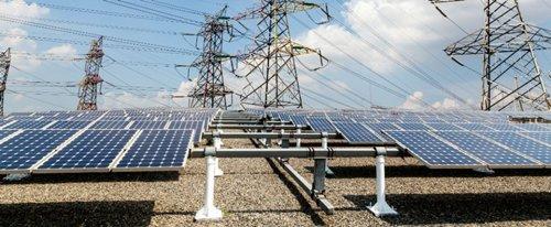 Ấn Độ dựng trạm phát điện Mặt Trời lớn nhất thế giới