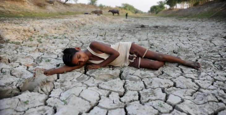 Ấn Độ tính đổi hướng sông Hằng để đối phó hạn hán kỷ lục