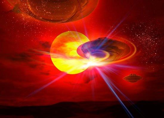 Australia: Tài liệu UFO mất tích bí ẩn