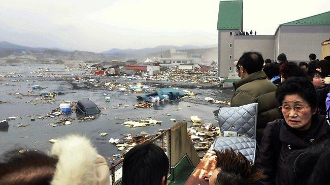 Ba thành phố Nhật bị xóa sổ
