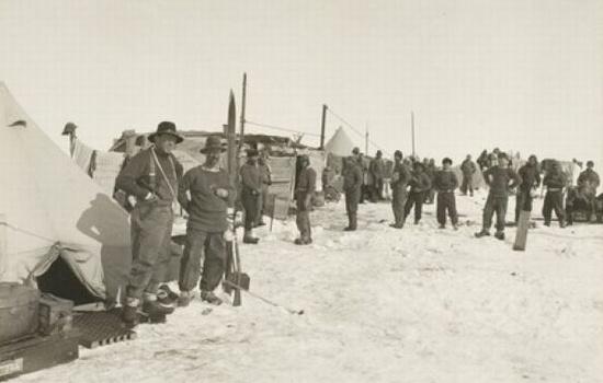 Băng qua Nam Cực theo hành trình của Shackleton