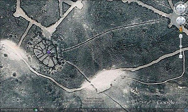 Bẫy đá khổng lồ của người cổ đại