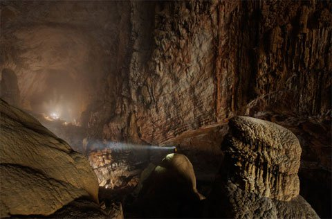 BBC làm phim về hang động Sơn Đoòng