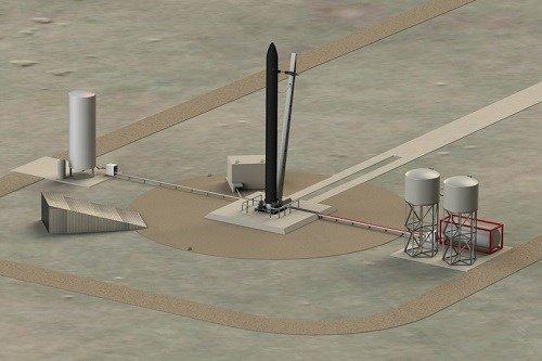 Bệ phóng vệ tinh sắp được xây dựng ở New Zealand