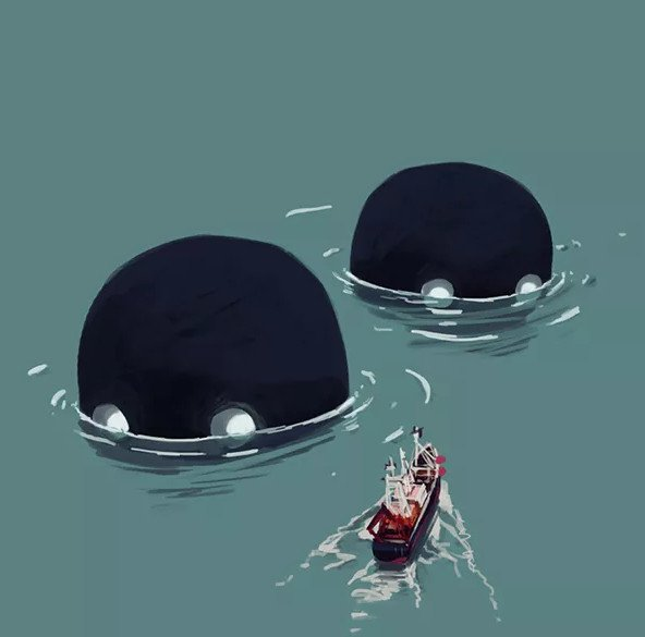 Bí ẩn loài thủy quái đầu trọc trong truyền thuyết Nhật Bản