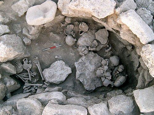 Bí ẩn phong tục tàn bạo thời đồ đá