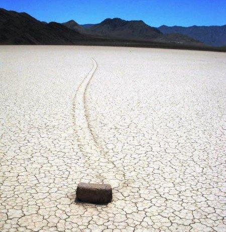 """Bí ấn """"Thung lũng chết"""" ở Mỹ"""