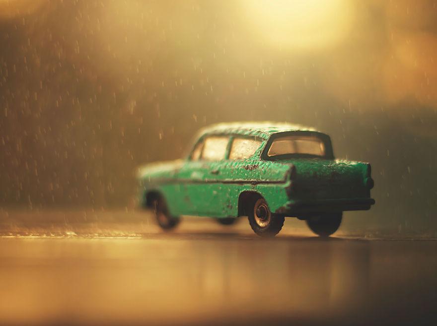 Bộ ảnh lấy cảm hứng từ những chiếc xe cực ấn tượng