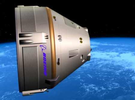 Boeing đưa người lên trạm không gian quốc tế